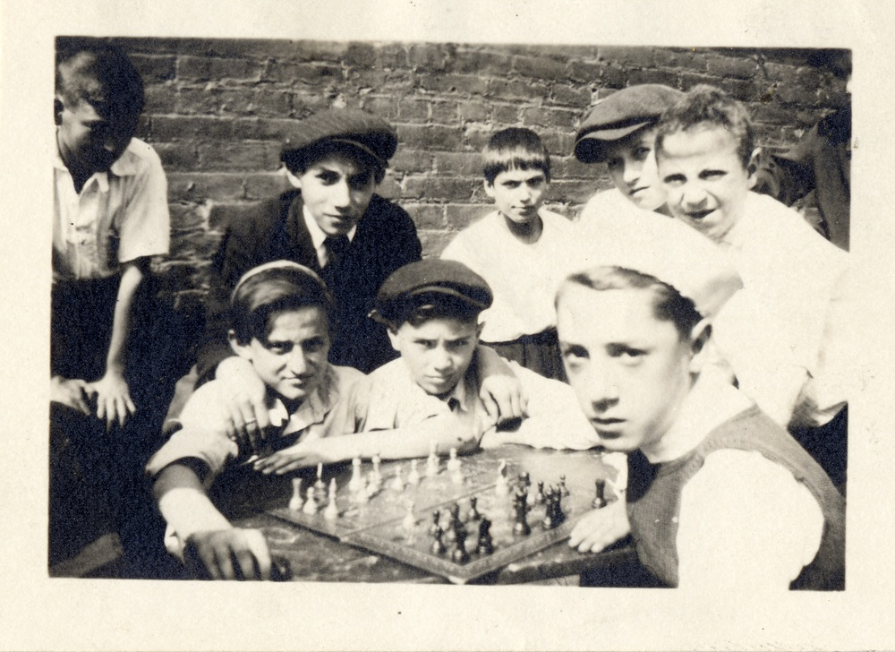 34 - Rooftop of Educational Alliance - Boys Play Chess.jpg