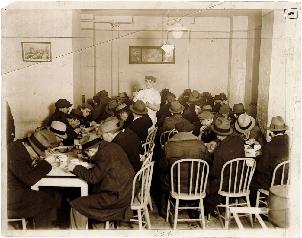 RG 245. 8 - 8 - Part of the dining room of HIAS in NY where free lunches were served.jpg
