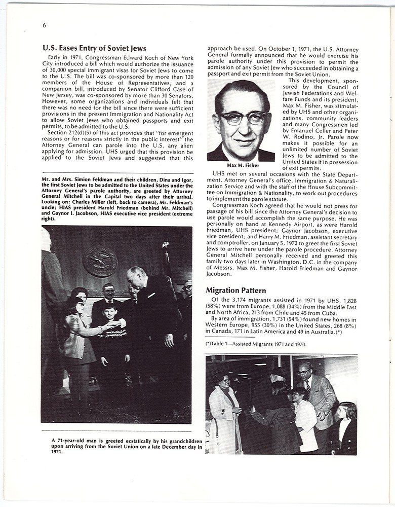 1971 HIAS Annual Report - Soviet Jews Highlight.jpg