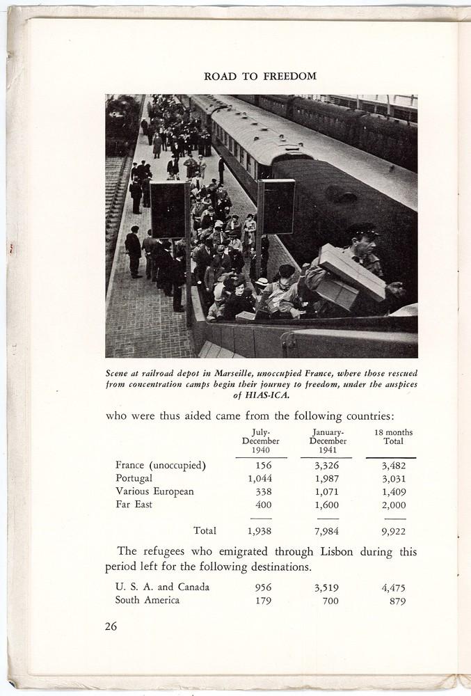 1941 - HIAS Rescue - Road to Freedom.jpg