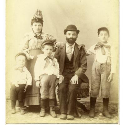 Herskovitz Family Portrait