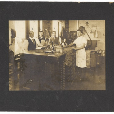 Workers of the Hebrew Publishing Company
