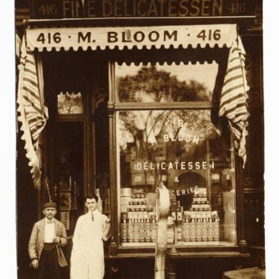 Delicatessen in the Bronx<br /> <br />