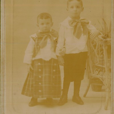 Portrait of Young Children